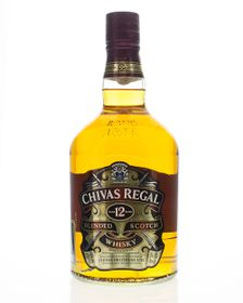 Chivas Regal - 12 Year Old Scotch Whisky - 1 Litre