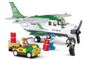 Sluban Aviation C Mini Transport Plane