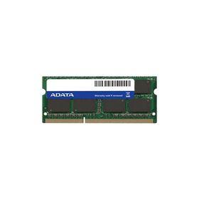 Adata 8GB DDR3 1600 SO-DIMM Low Voltage Single Tray Memory Module