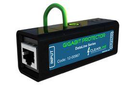 Clearline Gigabit Single Port Rj45 60v Lightning & Surge Protector (Non -POE)