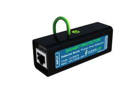 Clearline Gigabit Single Port Rj45 60v Lightning & Surge Protector (POE)