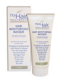 NU-Hair Moisturising Hair Masque - 200ml