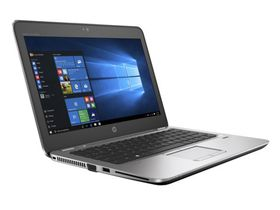 "HP Elitebook 820 G3 i7 8GB Notebook 12.5"" - Black and Silver"