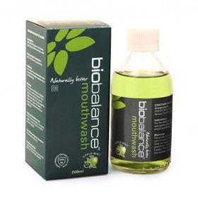 Biobalance Mouthwash - Apple Mint - 200ml
