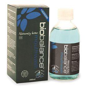 Biobalance Mouthwash - Artic Mint - 200ml
