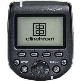Elinchrom 19367 EL-Skyport Transmitter Plus HS for Nikon