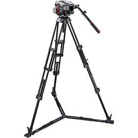 Manfrotto MVK509HD, 545GBK Manfrotto Video Kit 509HD Head + 545GB Tripod + 100PN Bag