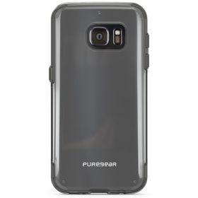 Puregear Samsung Galaxy S7 Slim Shell Pro - Clear & Grey