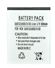 Scoop Battery For Nokia 6110 Li-Ion (BlS-2N)