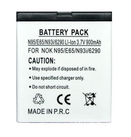 Scoop Battery For Nokia N95 & E65 & 6210 (BL-5F)