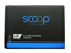 Scoop Battery For Samsung Ace