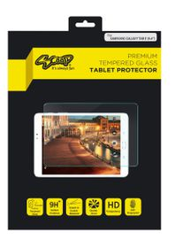 Scoop Tempered Glass For Samsung Galaxy Tab E - 9.6""
