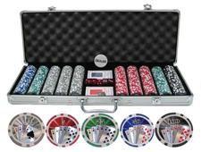 Cp114 500 Piece Poker Chip Set