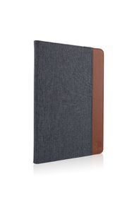 "Miracase Leifree 9/10.1"" Universal Book Cover - Dark Grey"