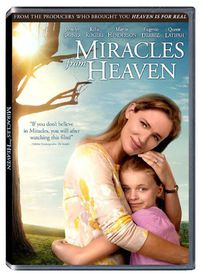 Miracles From Heaven (DVD)