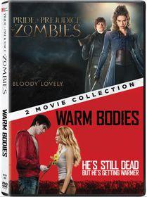 Pride & Prejudice & Zombies / Warm Bodies (DVD)