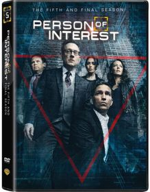 Person Of Interest Season 5 (DVD)