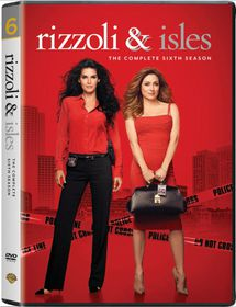 Rizzoli & Isles Season 6 (DVD)