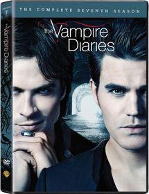 The Vampire Diaries Season 7 (DVD)