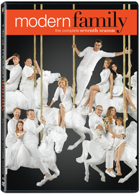 Modern Family Season 7 (DVD)