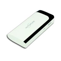 Ultra Link 10 000 mAh Universal Portable Power Bank - Black & White