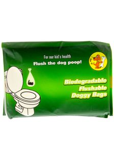 MCPets - Proudly Poop Bags in Tissue Pack - 10 Bags
