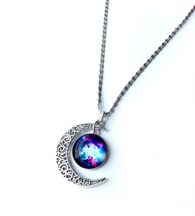 Lakota Inspirations Galaxy Necklace- Mixed Colours