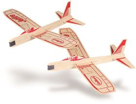 Guillow's Jetfire Twin Pack Gliders