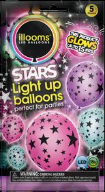 IIlooms Light Up Mixed Balloons