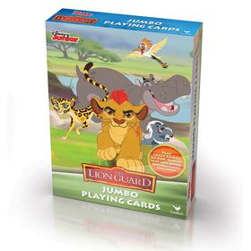 Lion Guard Jumbo Playing Cards
