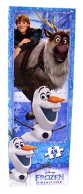 Frozen Olaf Mini Tower Puzzle