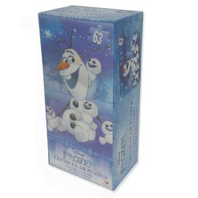 Frozen Olaf Lenticular Tower Puzzle