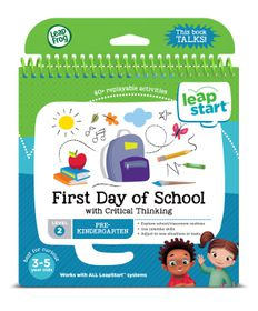 LeapFrog Leapstart Junior - First Day Of School
