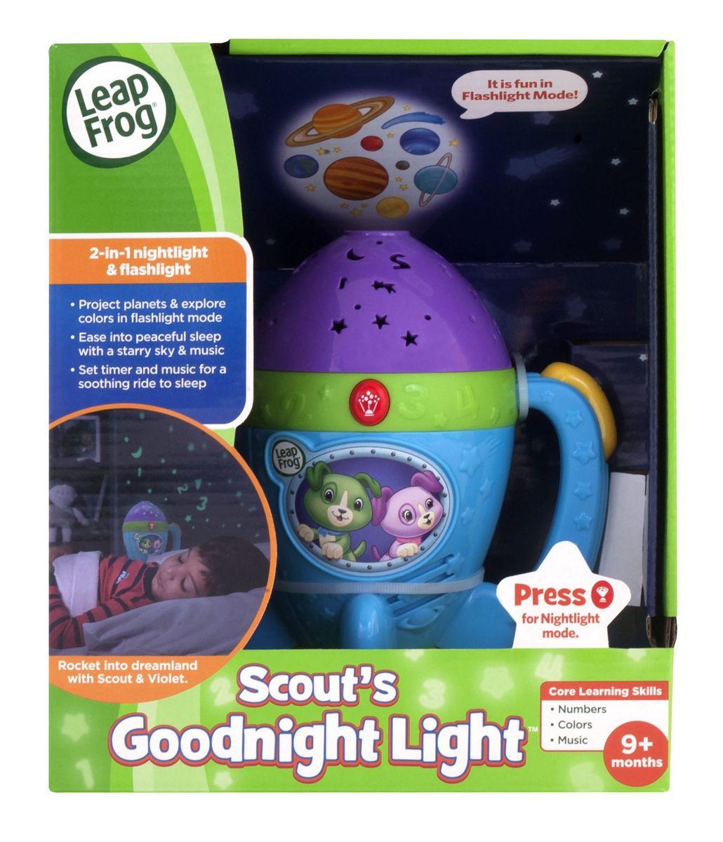 LeapFrog Scoutu0027s Goodnight Light ...