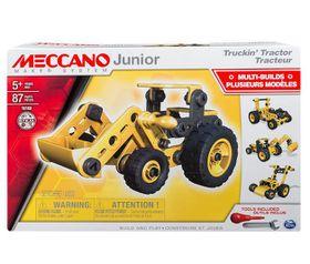 Meccano Tractor