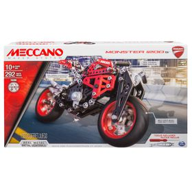 Meccano Motorcycle - Ducati