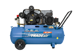 TradeAir - 3HP Compressor - 100L