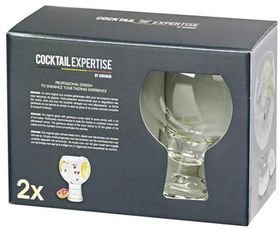 Durobor - Cocktail Expertise Alternato - Set Of 2 - 520ml