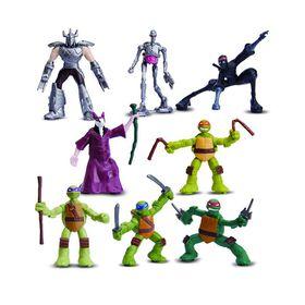 Teenage Mutant Ninja Turtle Mini Figure (Characters may vary)