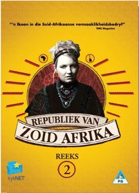 Republiek Van Zoid Afrika Reeks 2 (DVD)
