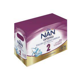 Nestle - Nan Optipro Stage 2 Follow Up Infant Formula - 3.6kg
