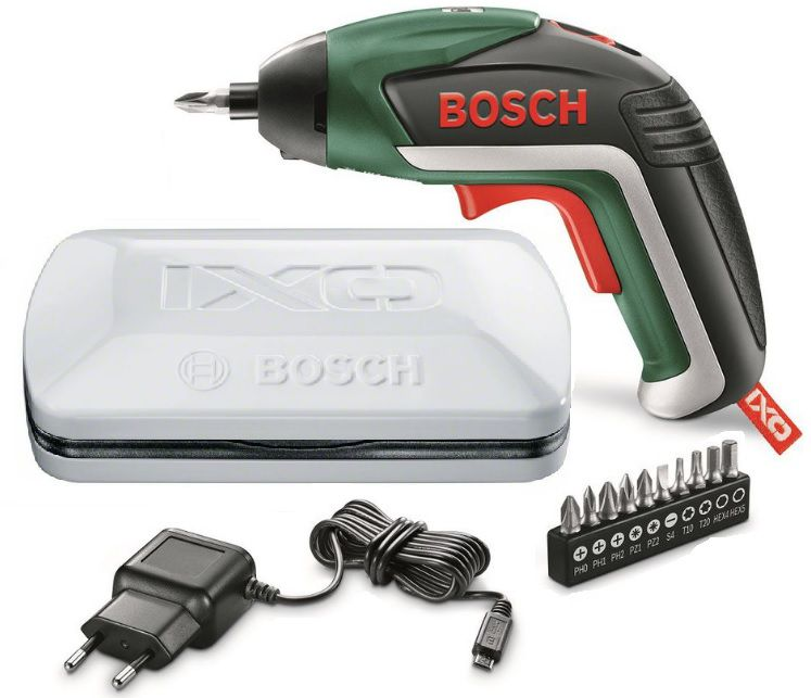 bosch ixo v basic screwdriver set buy online in south africa. Black Bedroom Furniture Sets. Home Design Ideas