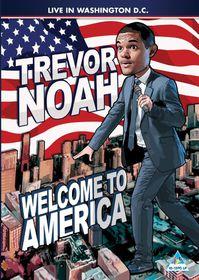 Trevor Noah: Welcome To America (DVD)