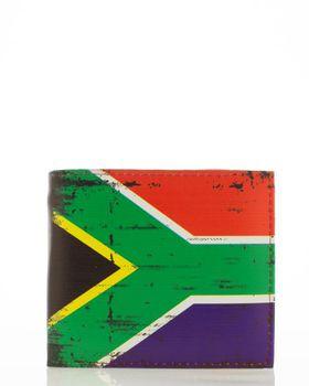 South African Vintage Wallet