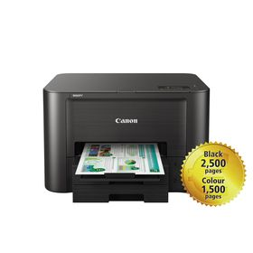 Canon MAXIFY iB4140 A4 Business Wi-Fi Inkjet Printer