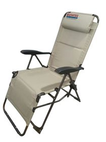 Bushtec - Lounger Chair 7 Position Adjustment
