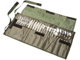 Bushtec - Stainless Steel Cutlery Set - 24 Piece