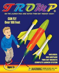 Tromp Airplane Rocket