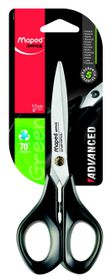 Maped Office Scissor 17cm Black Handle