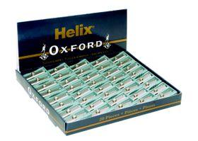 Helix Single Hole Metal Pencil Sharpeners - Box of 20